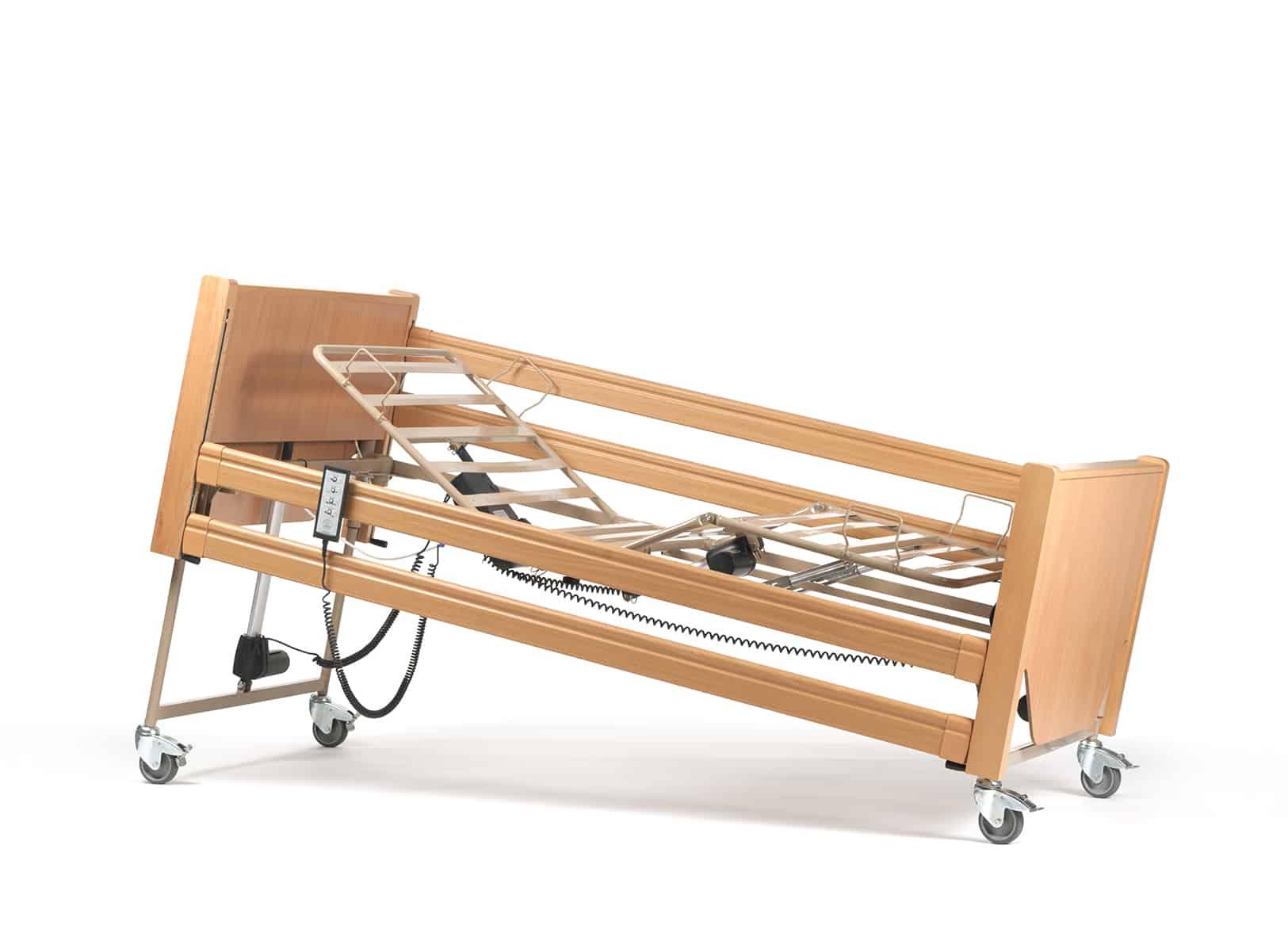 Łóżko rehabilitacyjno – pielęgnacyjne LUNA 2